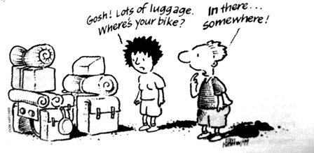 LP where is your bike