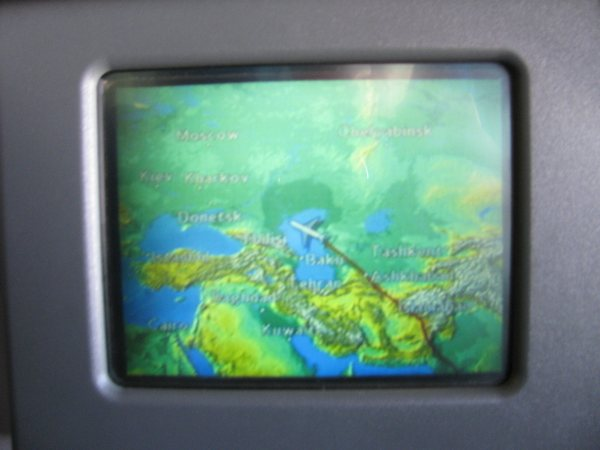 Flugkarte