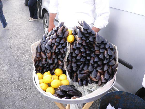 Lecker! - auch für Meeresfrüchte-Nicht-Liebhaber