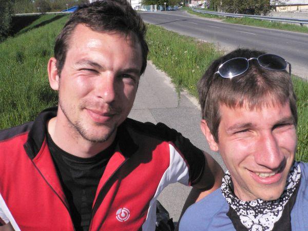 Die Sonne, Stephan und ich