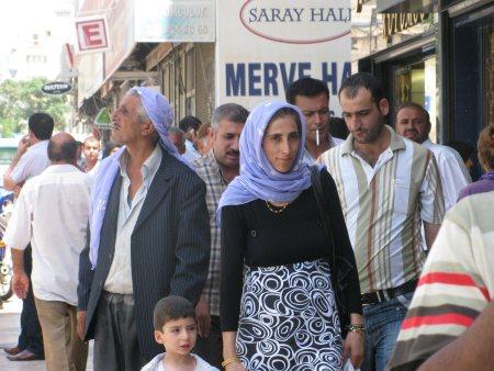 Kurden in Sanliurfa